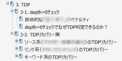 TDPリカバリー
